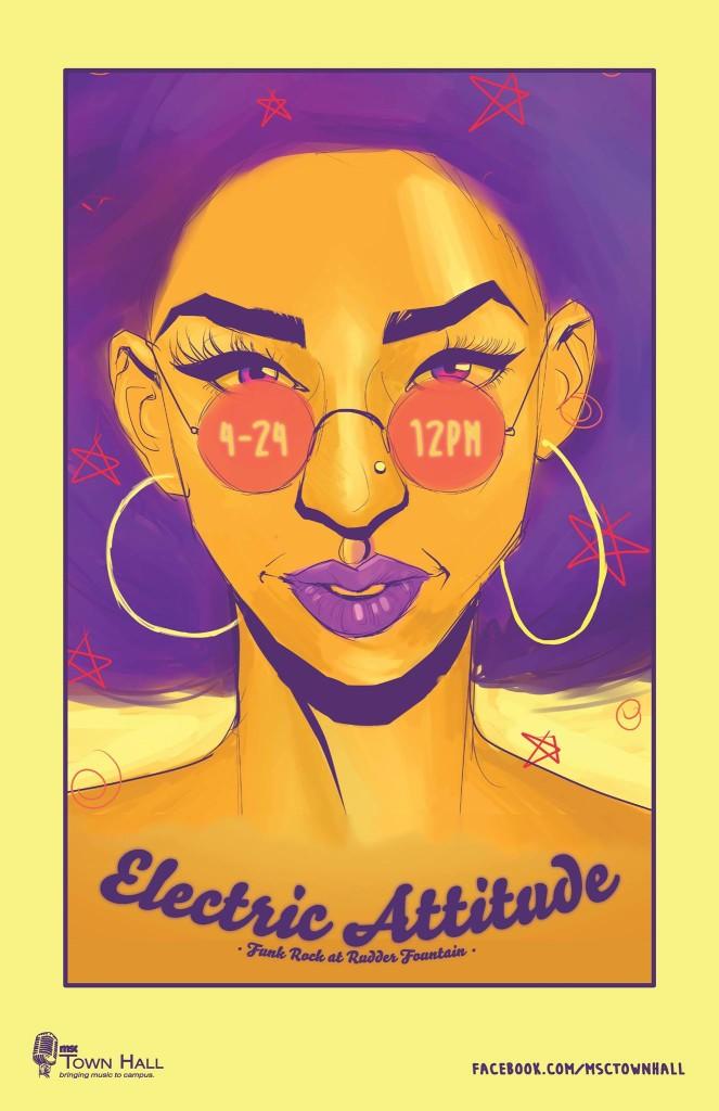 EA A&M Poster
